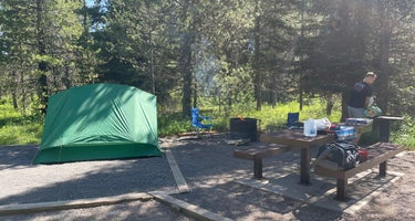Box Canyon Campground