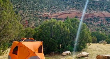 Mills Canyon Campground