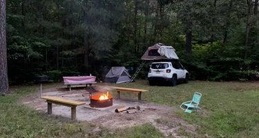 Redden State Forest Campground