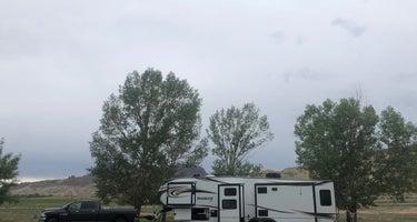 Buffalo Bill State Park - North Fork