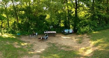 Ozark Campground - Buffalo National River