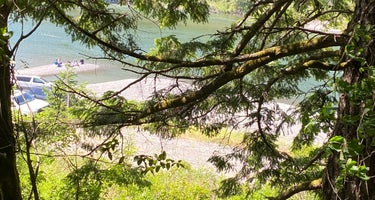 Lobster Creek Campground
