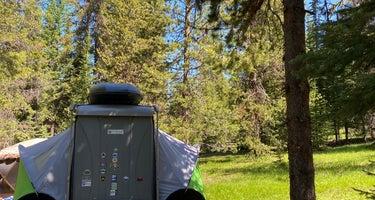 West Eagle Meadows Trailhead