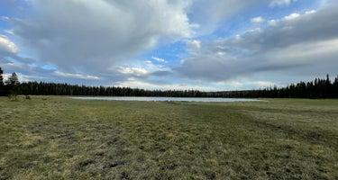 Pole Creek Lake Campground