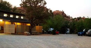 Point of Rocks RV Campground