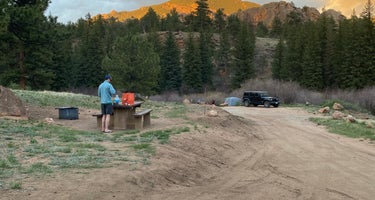 Twin Eagles Campground