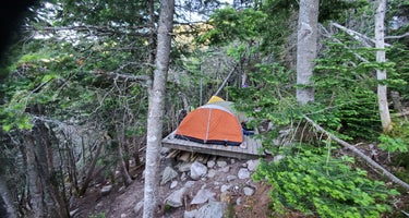 Guyot Shelter