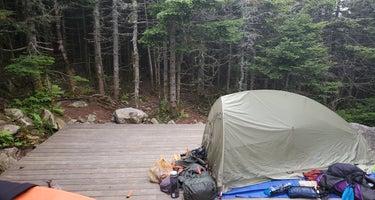 Garfield Ridge Campsite and Shelter, Appalachian Trail