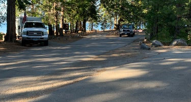 PG&E Lassen National Forest Rocky Point Campground
