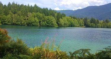 Depression Lake Campground