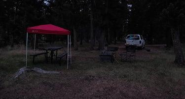 Newton Creek Campground