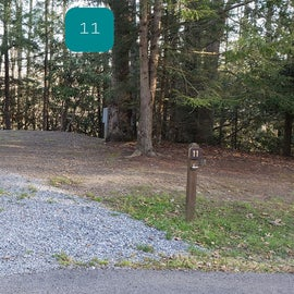 Little Beaver State Park Site 11