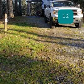 Little Beaver State Park Site 12