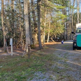 Little Beaver State Park Site 13