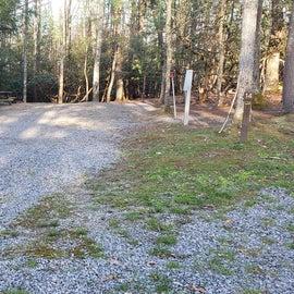 Little Beaver State Park Site 14