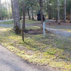 Little Beaver State Park Site 16