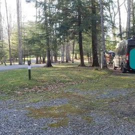 Little Beaver State Park Site 17