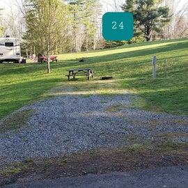 Little Beaver State Park Site 24
