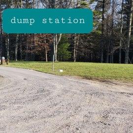 Dump station
