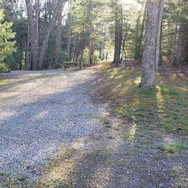 Little Beaver State Park Site 4