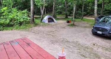 On the Saco Family Campground