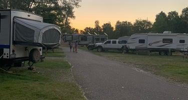 KOA Campground Billings