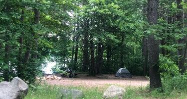 Bond Falls Campground