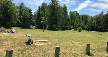 Merwin Creek State Forest Campground
