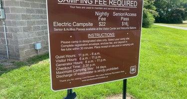 Fenton Self-Service Campground