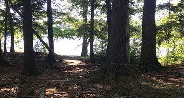 Village Campground - North Manitou Island