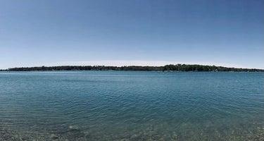 Neebish Island Campground Fishing Resort