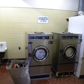 Laundry Facilities at the Campground