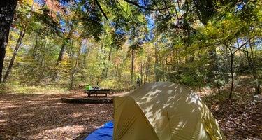 Pisgah National Forest Carolina Hemlocks Campground