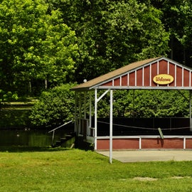 Band Stand for Entertainment