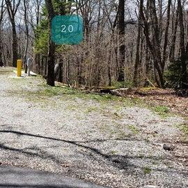 Chestnut Hollow Horse Camp Site 20