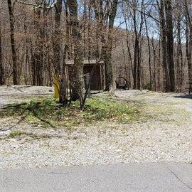 Chestnut Hollow Horse Camp Site 17
