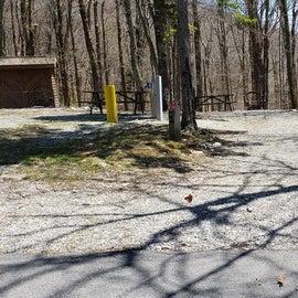 Chestnut Hollow Horse Camp Site 19