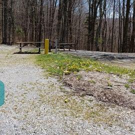 Chestnut Hollow Horse Camp Site 7