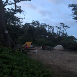 I think this was 5A - we camped here one night, but it got way too windy. (tip= check the winds)
