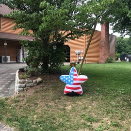 Getting ready for 4th of July