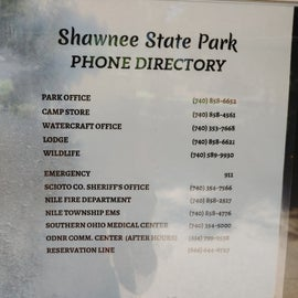 Important Local Phone Numbers