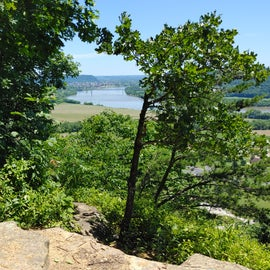 View of the region from Raven Rock