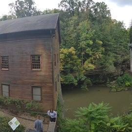 Panoramic view of Lanterman's Mill