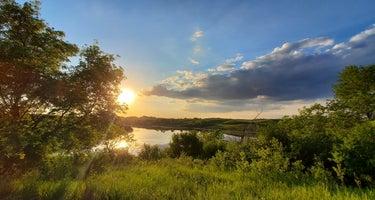 Barnes County Park Clausen Springs Recreation Area