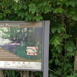Nature Preserve information