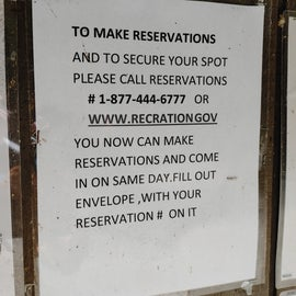 How to make your reservations