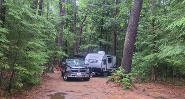 Two Lakes Camping
