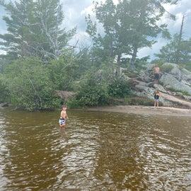 island you can kayak to