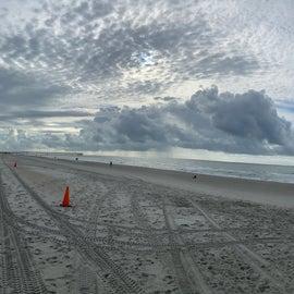 Nice pano of the entire beachhead!