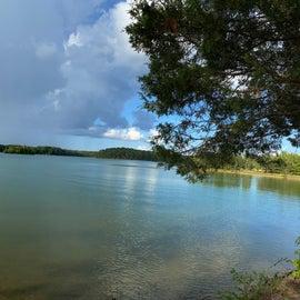 Pano of the lake